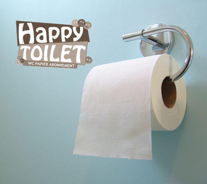 WC papier abonnement